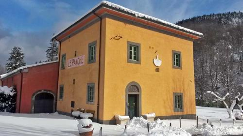 Villa Le Panche Pontepetri.A Hotel Com Villa Le Panche Villa Pontepetri Italia Prezzo