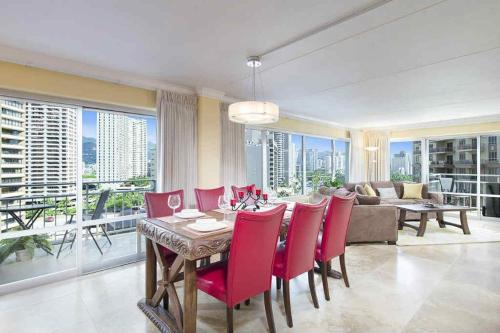Ilikai Tower 1025 City View 2br - Honolulu, HI 96815