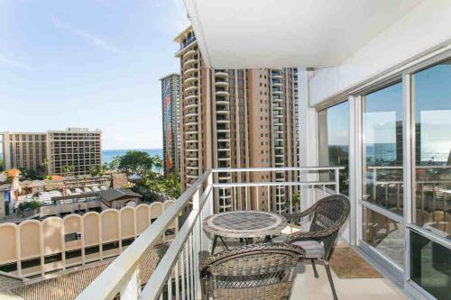 Ilikai Tower 1026 Lagoon View 2br - Honolulu, HI 96815