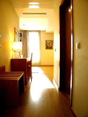 Eurosol Residence kamer foto 's