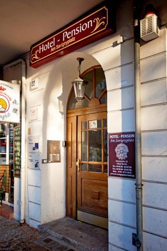 Hotel-Pension Am Savignyplatz photo 9