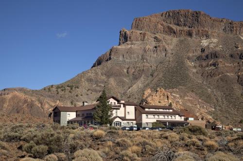 . Parador de Las Cañadas del Teide
