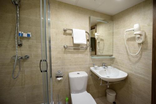 Апарт-отель Международная Двухместный номер-студио с 2 отдельными кроватями