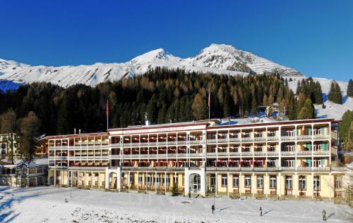 Schatzalp Hotel Davos-Platz