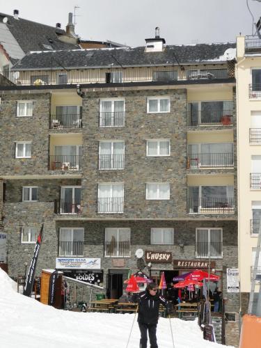 . Apartamentos Madriu Sherpa