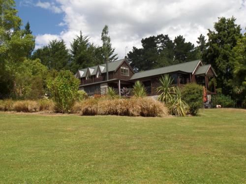 Riverstone House - Accommodation - Geraldine