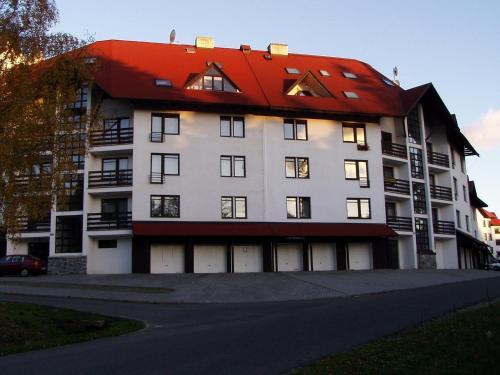 Apartmán Chlupáč Harrachov