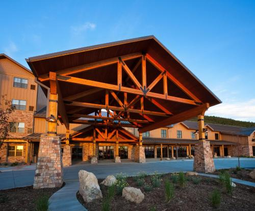 The Lodge at Deadwood - Hotel