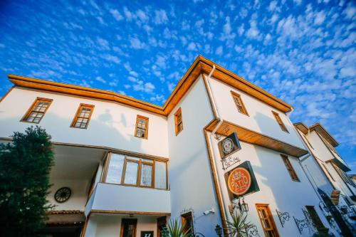 Antalya Patio Hotel ulaşım