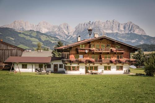 Ferienwohnung Neuhaus Kitzbühel