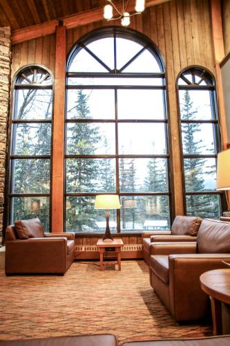Accommodation in Lake Louise