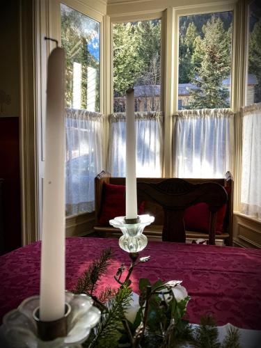Rose Street Bed & Breakfast - Georgetown, CO 80444