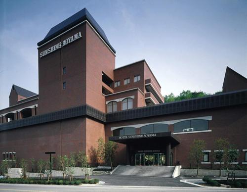 青山陽光酒店 Hotel Sunshine Aoyama