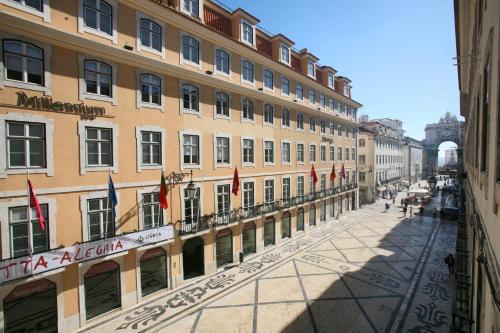 Rua Augusta, 89, Lisbon, Portugal.