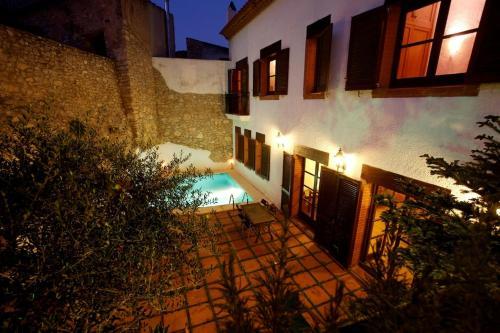 . La Olivera Hotel Rural con piscina jacuzzi sauna gim y suites con bañera hidro