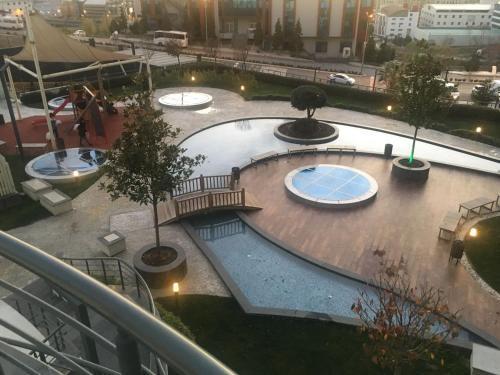 Firuzköy Terrace Mix how to go