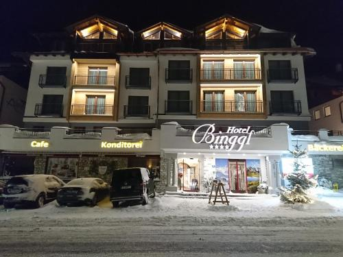 Hotel Binggl Obertauern