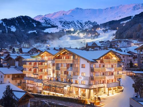 Hotel Tirol Fiss Fiss