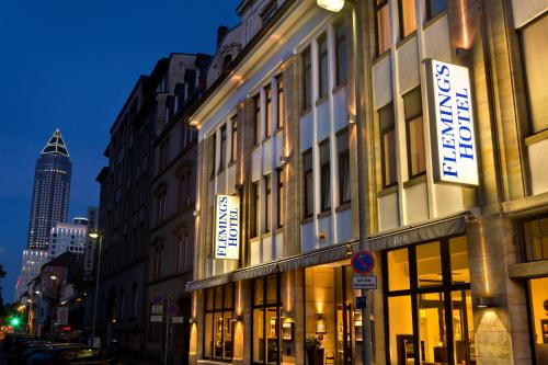 Fleming's Hotel Frankfurt Hamburger Allee photo 12