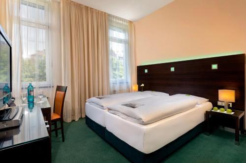 Fleming's Hotel Frankfurt Hamburger Allee photo 15