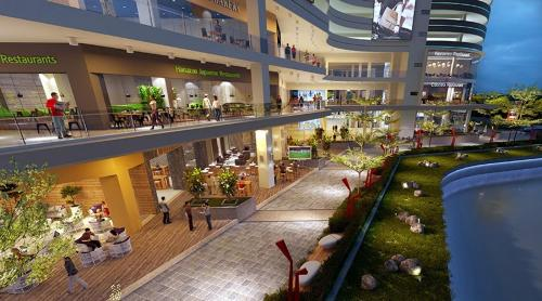 Amerin Mall And Residence By Vivian