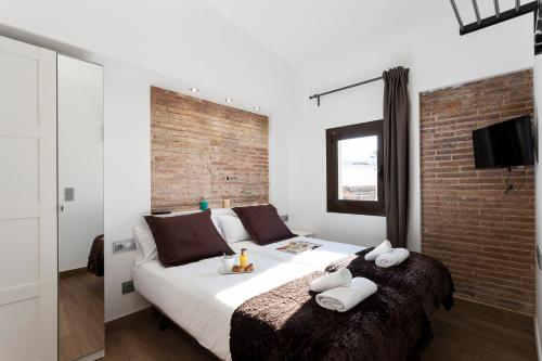 AB Paral·lel Spacious Apartments photo 67