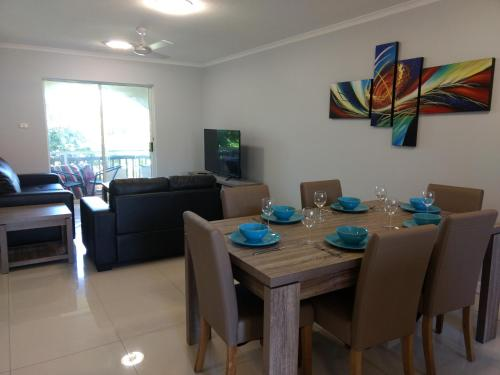 . Oasis Private 2 Bed Apartment