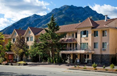 Red Carpet Inn - Banff, AB T1L 1B6