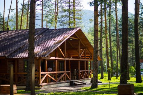 . Altay Park Hotel Podgoritsa