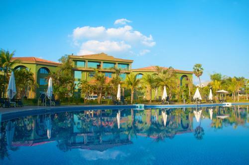 Dork Jumpa Hotel in Vientiane, Laos