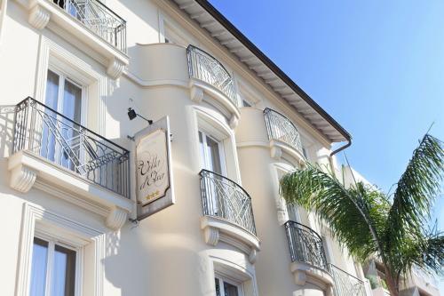 Hotel Villa d'Elsa - Hôtel - Antibes