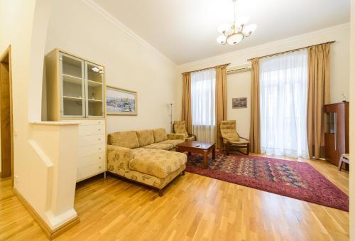 Kiev Accommodation Apartment On Horodetskogo St.