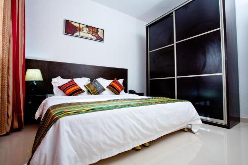 Residence Lagon Bleu Номер с кроватью размера «king-size»