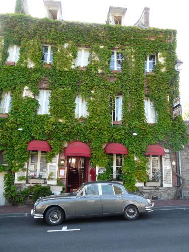 Hotel-overnachting met je hond in Hotel Henri IV - Saint-Valéry-en-Caux