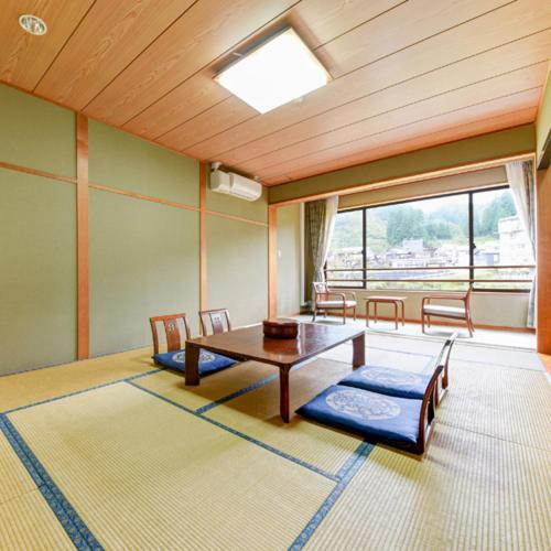 Standard Japanese-Style Room Hotel Yunotaniso