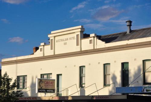 . Australian Hotel Motel