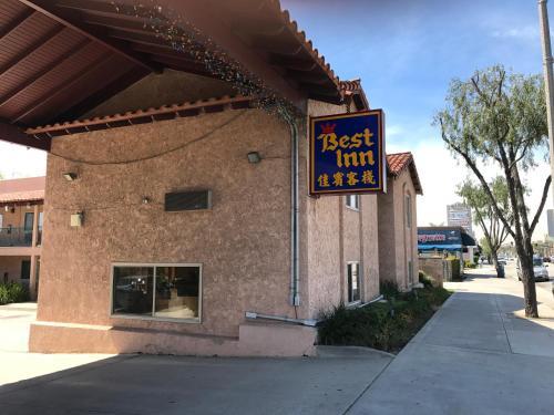 Best Inn Rosemead - Rosemead, CA 91770