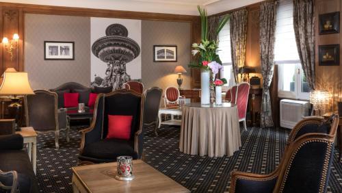 Hotel Claridge Paris photo 48