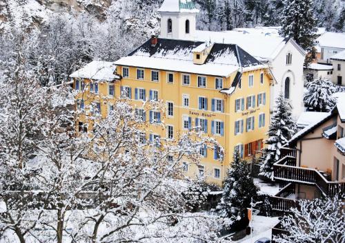 Savoy Hotel Brides les Bains