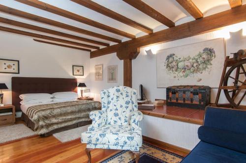 Superior Double Room Hotel & Spa Molino de Alcuneza - Siguenza 7