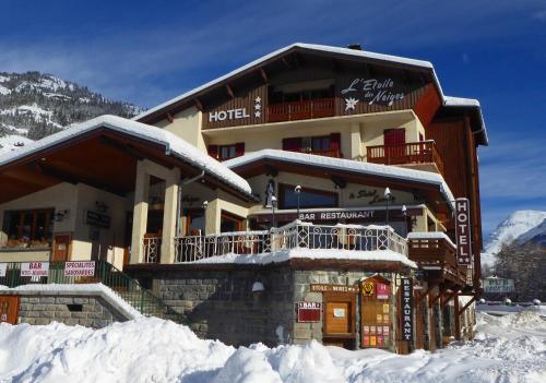 Фото отеля L'Etoile des Neiges