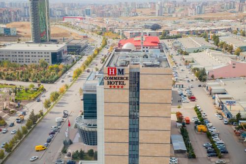 Ankara Hm Commerce Hotel tatil