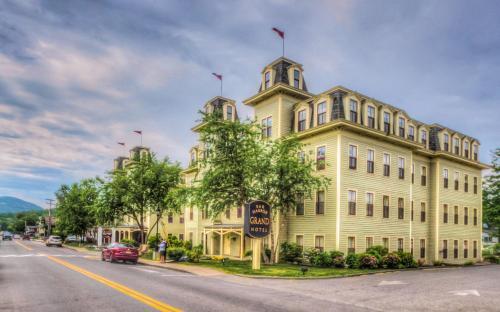 . Bar Harbor Grand Hotel