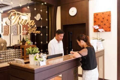 Taraplace Hotel Bangkok photo 18