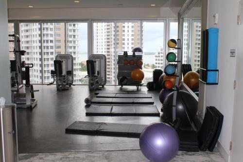 Luxury 5-star Condo @39th floor in Icon Brickell 2b/2b - Miami