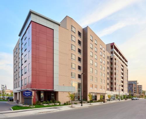 Hampton Inn & Suites By Hilton Quebec City -Saint-Romuald