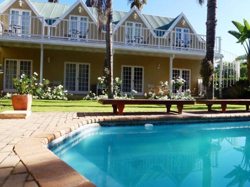 @Yamkela Guest House Oudtshoorn