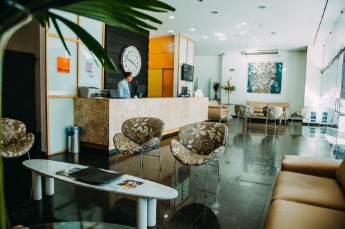 Фото отеля Executive Arrey Hotel