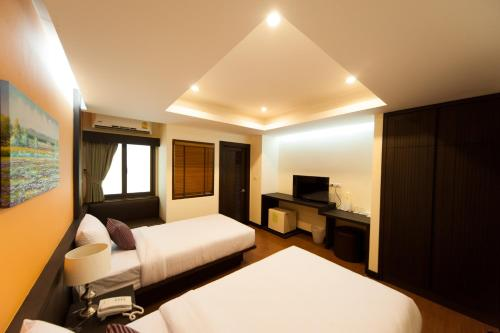 Taraplace Hotel Bangkok photo 31