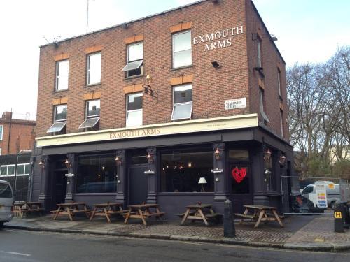 PubLove @ The Exmouth Arms, Euston - Photo 4 of 49